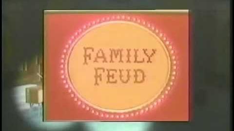 Family Feud II Mid break bumper Vintage 1985