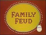 Family Feud 1987 Logo