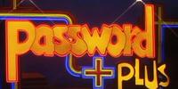 Password Plus