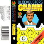 Blockbusters goldrun front