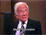 Mark Goodson on Late Show