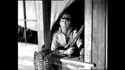 The Rebel (1959) Panic