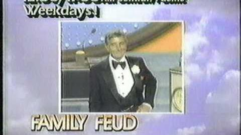 1984 Family Feud and Loving Promo