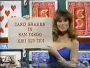 Card Sharks in San Diego Contestant Plug