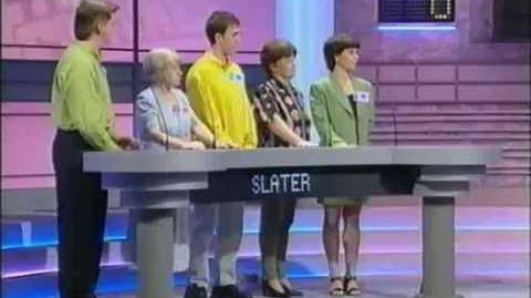 Family Fortunes - Slater vs Santer - 1997