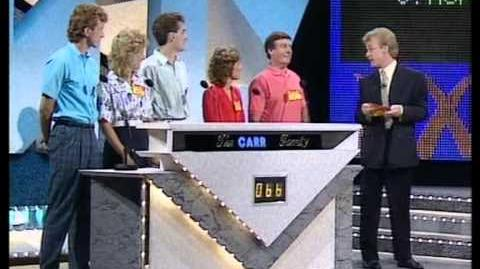 Family Fortunes Last Show Series 8 1989