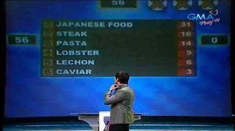 Family Feud (Philippines) - 1 3