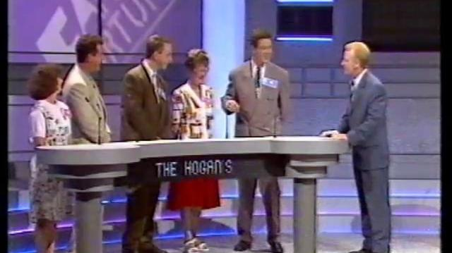 Family Fortunes - August 1992