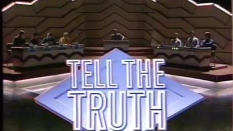 Tell The Truth - Channel 4, 1983