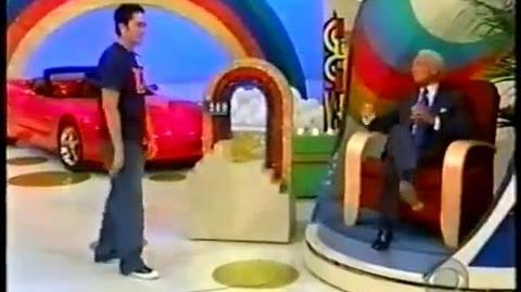 The Price is Right clip (Quick one!), 2001