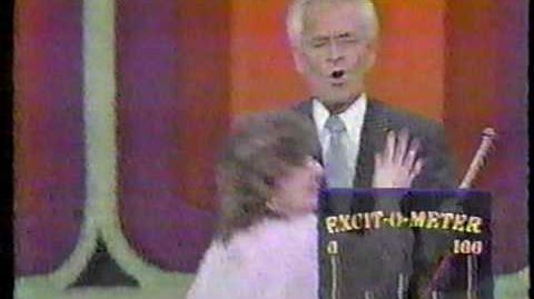 The Price is Right promo, 1988