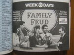 Family Feud CBS TV Guide Ad 1988