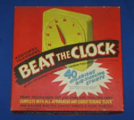 Beat The Clock UK Board Game