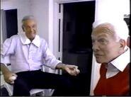Mark Goodson in Bob Barker's Dressing Room