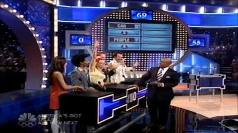 Celebrity Family Feud (3rd episode)
