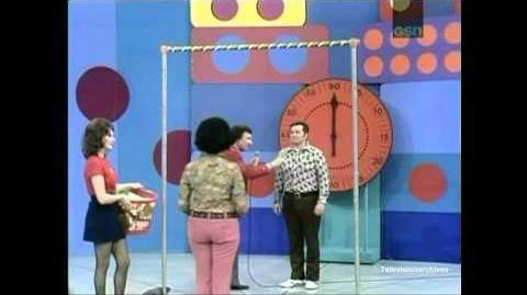 Gilligan Bob Denver apperance on BEAT THE CLOCK episode from 1972