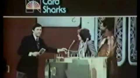 Card Sharks tel-op slide, 1981