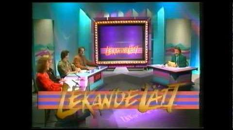 Child's Play (Sweden) - Lekande Lätt - Intro (1991)
