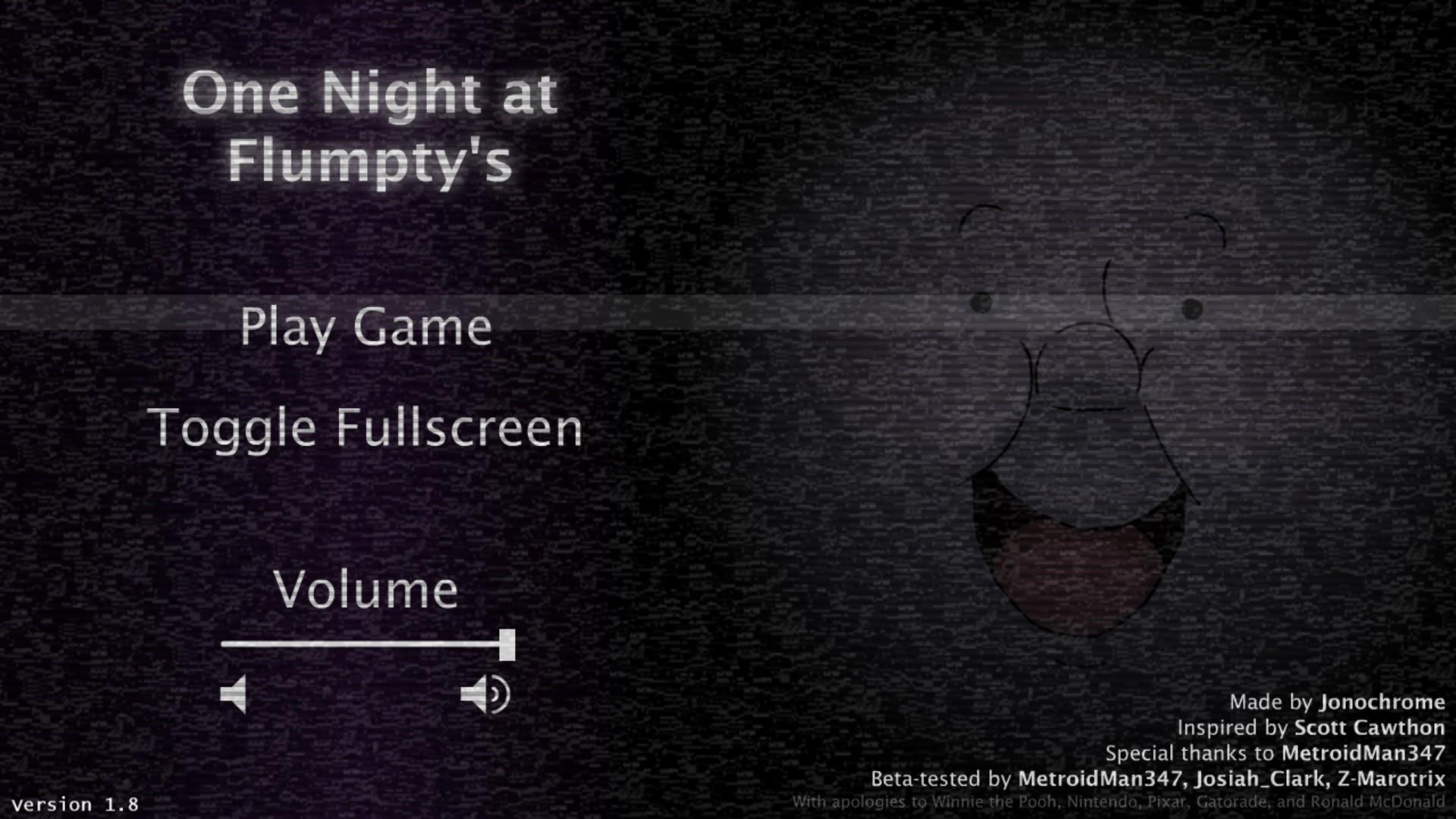 Скачать игру one night at flumpty s 2 скачать.