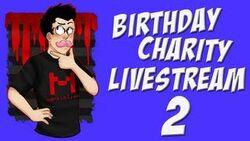 BirthdayCharityLivestream2