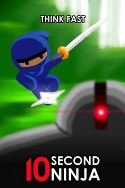10 sec ninja
