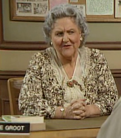 Wikia MWC - Miss De Groot