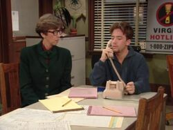 Married With Children Dial B For Virgin - Bud and Miss Hardaway