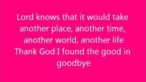 Best thing I never had with lyrics