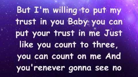 Big Time Rush Count On You lyrics (full song)