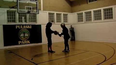 Sean Hayes Roland Warzecha I.33 Martial Challenge (pt 1)