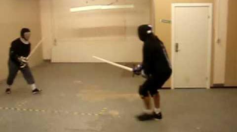 Martial Challenge, Axel vs Scott Brown