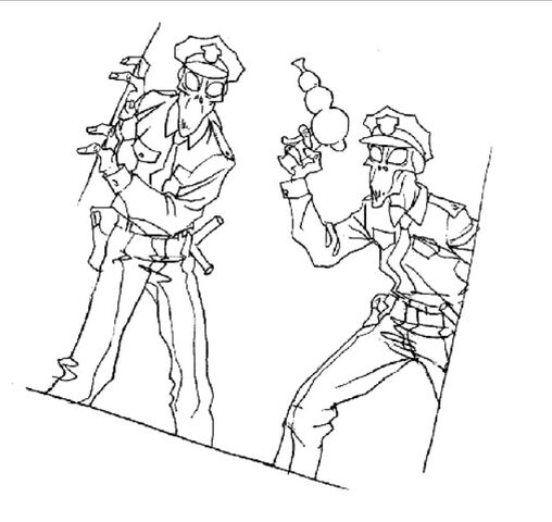 File:Martin Mystery - Pilot Episode - Concept Art (Character Design) by Nicolas Vergnaud - Alien Police Officers.jpg