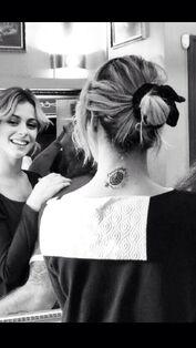Tini Stoessel Tattoo