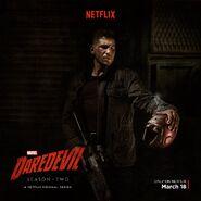 Daredevil Season 2 - Promo 2 - Punisher