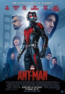 Ant-Man poster 3