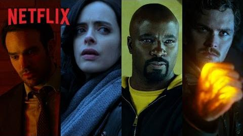 Marvel's The Defenders Official Trailer Netflix HD