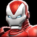 Iron Patriot portrait