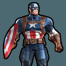 Captain America Marvel Champions