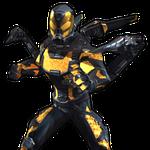 Yellowjacket featured
