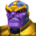 Thanos portrait