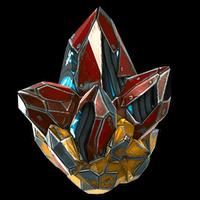 Crystal multi hulkbuster