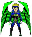 Guy Worthington (Green Angel) by Lilguyz Archive