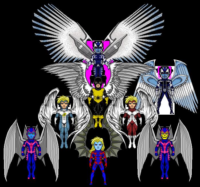 Selficide Archangel TheEvolution 002