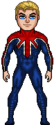 Cap-britain-marvel shattered heroes series 5 by geekinell