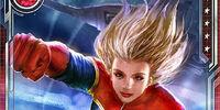 Mar-Vells Heir Captain Marvel