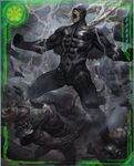 Warrior King Black Bolt