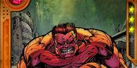 Power Trip Red Hulk