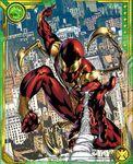 Titanium Nitrile Iron Spider-Man