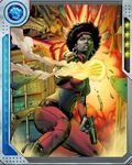 Daughter of the Dragon Misty Knight