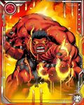 Thunderbolt Fury Red Hulk
